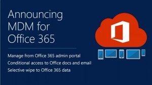 MDM-for-Office-365