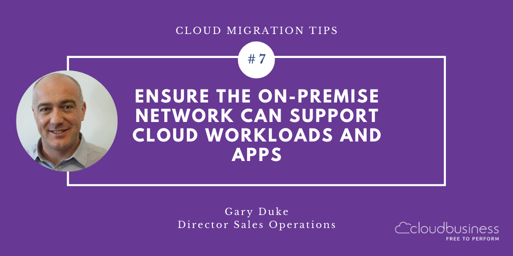 Cloud Migration Tips