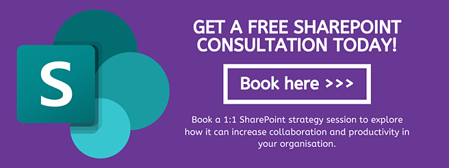 Sharepoint Consultation CTA