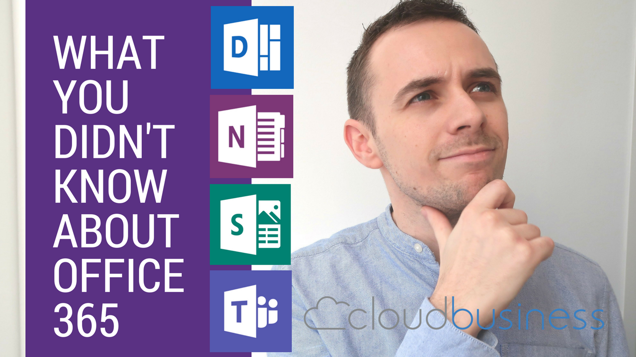 What You Didn't know about Office 365 (1)-1