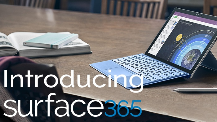 introducing surface365